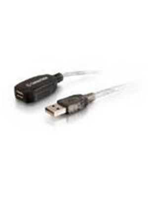 Cables To Go 5m USB A Male to A Female Active Extension Cable