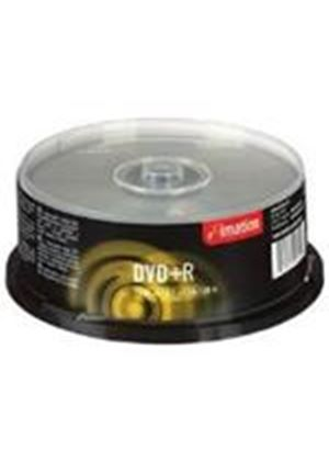Imation DVD+R 4.7GB 16X - Spindle (25 Pack)