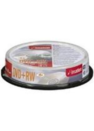 Imation DVD+RW 4.7GB 4X - Spindle (10 Pack)