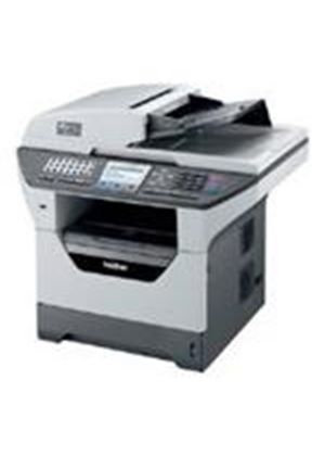 Brother MFC-8880DN Mono (A4) All-In-One (Print/Copy/Scan/Fax) Base Model 1200dpi 30ppm with Full Automatic Duplex And Network