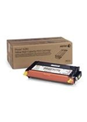 Xerox High Capacity Yellow Toner Cartridge for Phaser 6280