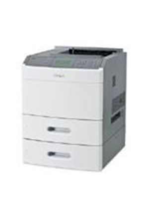 Lexmark T652DTN Mono (A4) Laser Printer (Base Model+Duplexer+Networked+550 Sheet Extra Tray) 128MB 48ppm 1200 Sheets PCL 5e, PCL 6, PS3, PDF