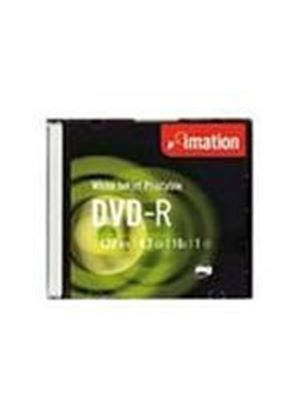 Imation White Thermal Printable DVD-R 4.7GB 16X - Spindle (100 Pack)