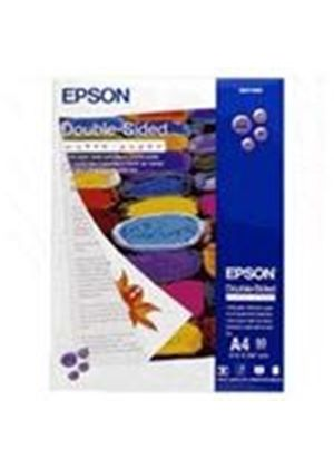 Epson A4 Double-Sided Matte Paper (50 Sheets)
