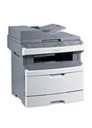 Lexmark X364dn Mono (A4) Multifunction Printer (Print/Copy/Fax/Scan) Duplexer+Networked 128MB 600dpi 33ppm 850 Sheets ADF PCL 5e, PCL 6, PS3