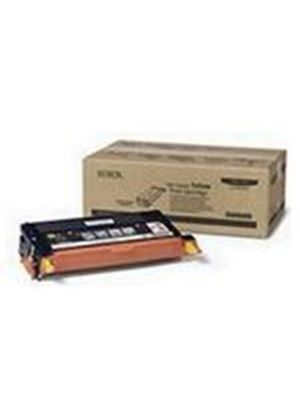 Xerox Yellow High Capacity Toner Cartridge (Yield 6,000)