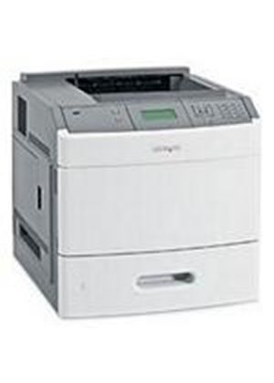 Lexmark T652DN Mono (A4) Laser Printer (Base Model+Duplexer+Networked) 128MB 48ppm 650 Sheets PCL 5e, PCL 6, PS3, PDF