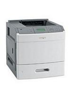 Lexmark T654DN Mono (A4) Laser Printer (Base Model+Networked+Duplexer) 128MB 53ppm 650 Sheets PCL 5e, PCL 6, PS3, PDF