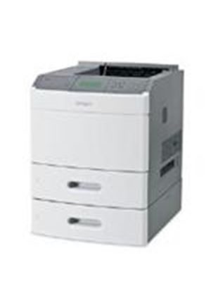 Lexmark T654DTN Mono (A4) Laser Printer (Base Model+Networked+Duplexer+550 Sheet Extra Tray) 128MB 53ppm 1200 Sheets PCL 5e, PCL 6, PS3, PDF