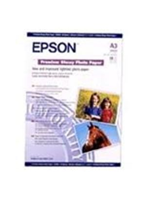 Epson A3 Premium Glossy Photo Paper (20 Sheets)