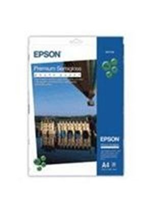 Epson A4 Premium Semi-Gloss Photo Paper (20 Sheets)
