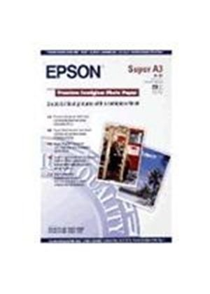 Epson A3+ Premium Semi-Gloss Photo Paper (20 Sheets)
