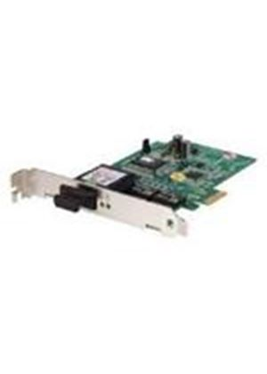 StarTech 1000 Mbps Gigabit Ethernet Multi Mode SC Fiber PCI Express Card - 550m