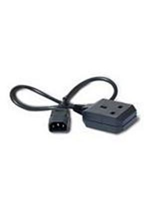 APC Power Cord (IEC 320 C14 to UK Receptacle)