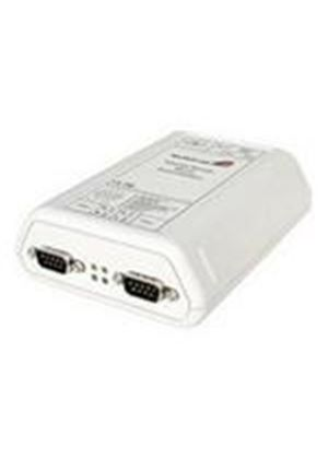 StarTech 2 Port RS232 Serial over IP Ethernet Device Server Device server 2 ports EN, RS-232