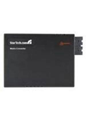StarTech 10/100 Ethernet to Multi Mode Fiber Media Converter SC (2km)
