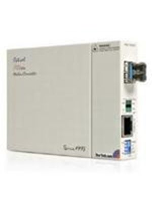 StarTech Gigabit Single Mode Fiber Ethernet Media Converter LC (40km)