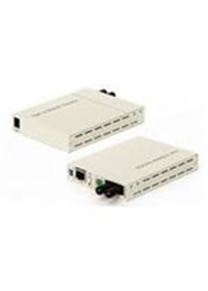StarTech 10/100 Mbps Ethernet Multi Mode Fiber Media Converter (ST)