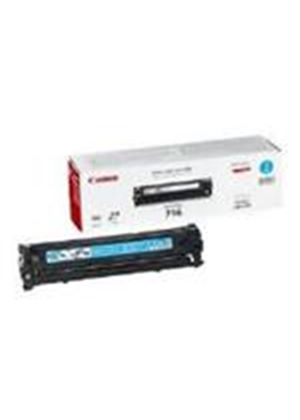 Canon 716 Cyan Toner Cartridge 716 for LBP5050 / 5050n Printers