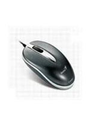 Genius Mini Traveler Laser Mouse (Black)