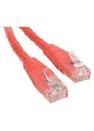 StarTech Patch cable RJ-45 (M) RJ-45 (M) 3 ft UTP (Red)