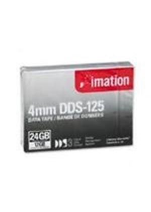 Imation DDS-3 125 4mm 12GB Data Cartridge (Black)
