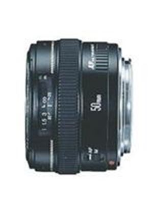 Canon EF 50mm f/1.4 USM Standard and Medium Telephoto Lens