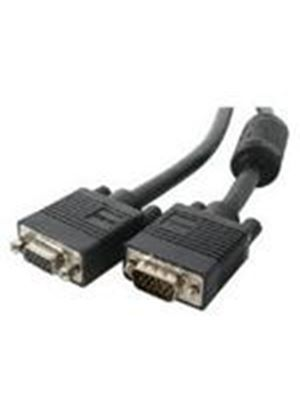 StarTech Coax High Resolution VGA Monitor Extension Cable - HD15 M/F (0.9m)