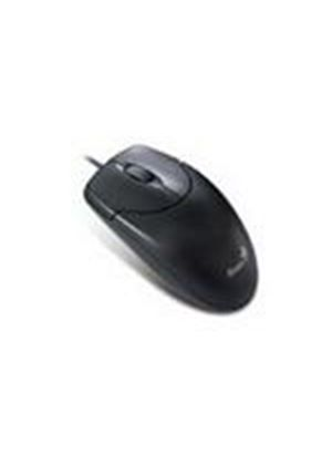 Genius Netscroll 120 Mouse (Black)