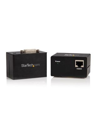 StarTech DVI over Cat5 / UTP Extender (Local and Remote unit) Video extender external up to 50 m