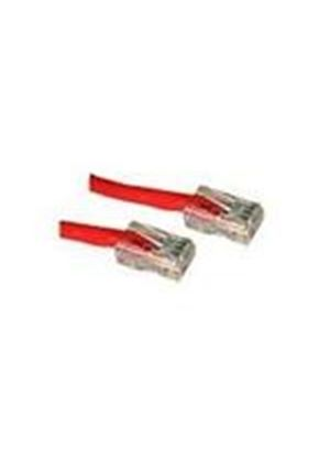 Cables To Go 0.5m Cat5E Crossover Patch Cable (Red)