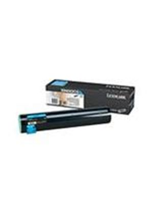 Lexmark Cyan High Yield Toner Cartridge (Yield 22,000 pages) for X940e and X945e