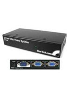 StarTech 2 Port 250MHz VGA Video Splitter/Distribution Amplifier