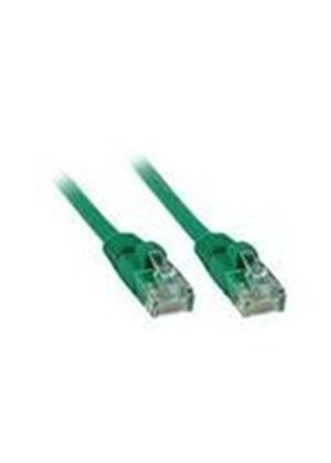 Cables To Go 0.5m Cat5e 350MHz Snagless Patch Cable (Green)