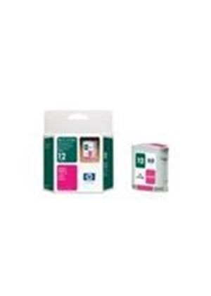 HP No.12 Magenta (Yield 3,300 Pages) Ink Cartridge (55ml)
