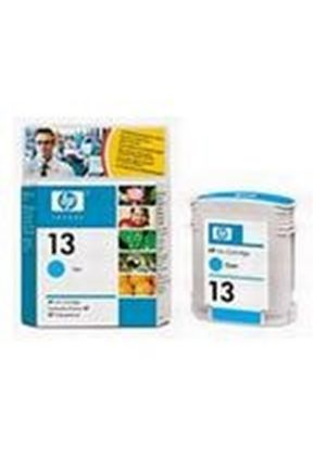 HP No.13 Cyan Ink Cartridge (14ml)