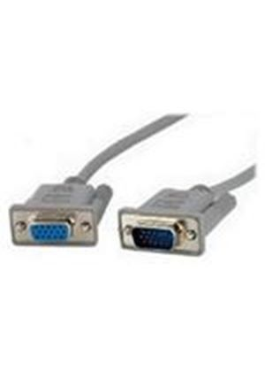 StarTech VGA Monitor Extension Cable - HD15 M/F (3.0m)