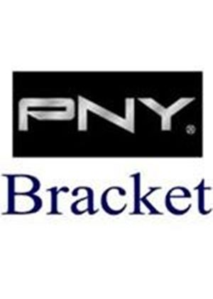 PNY Half Size Bracket for Quadro NVS 290 Graphics Card