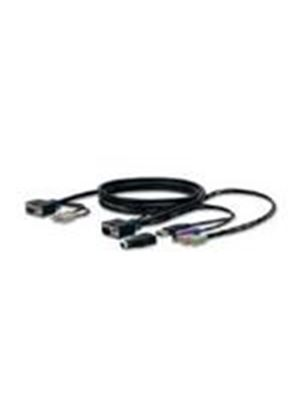 Belkin SOHO KVM Replacement Cable Kit VGA and PS/2 USB (1.8m)