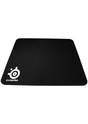 SteelSeries QcK Cloth/Rubber Base Mouse Pad (Black)