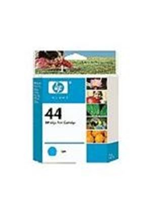 HP No.44 Cyan Ink Cartridge for DesignJet 350C/750C/755CM