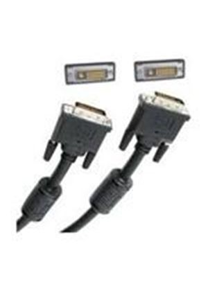StarTech Dual Link Digital Analog Flat Panel Cable - Monitor cable - DVI-I (M) - DVI-I (M) - 4.57 m