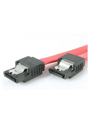 StarTech Latching SATA Cable Serial ATA / SAS cable Serial ATA 150/300 7 pin Serial ATA 7 pin Serial ATA 30 cm