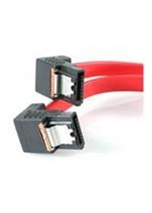 StarTech 12 inch Latching SATA Cable - 2 Right Angle