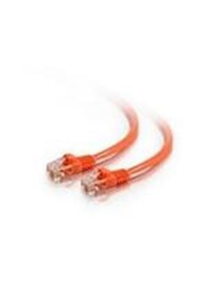 Cables To Go 2m Cat5e 350MHz Snagless Patch Cable (Orange)