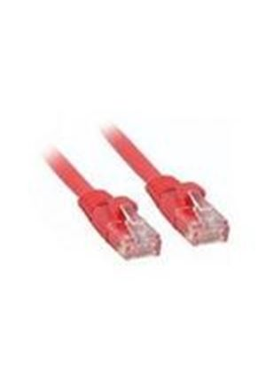 Cables To Go 2m Cat5e 350MHz Snagless Patch Cable (Red)
