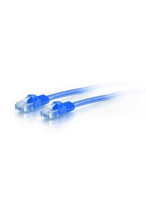 Cables To Go 2m Cat5e 350MHz Snagless Patch Cable (Blue)