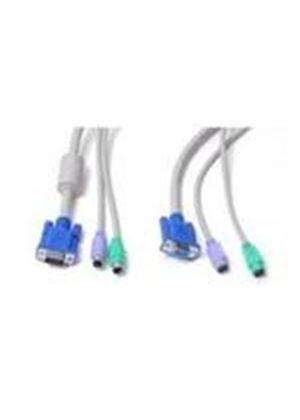 StarTech 3-in-1 Keyboard/Monitor/Mouse Extension Cable (4.5m)
