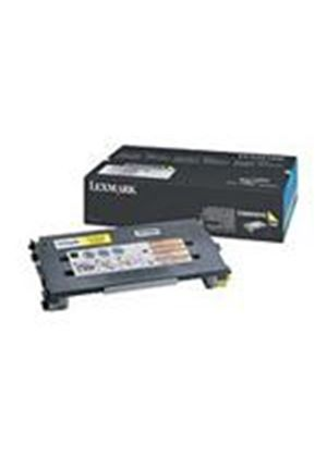 Lexmark C500 Yellow High Yield Toner Cartridge (Yield 3,000) pages)