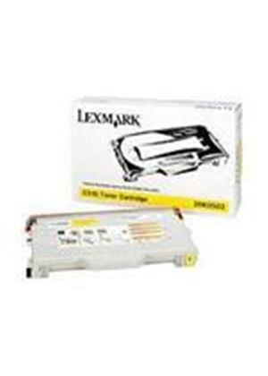 Lexmark C510 Yellow Toner Cartridge (Yield 3,000 pages)